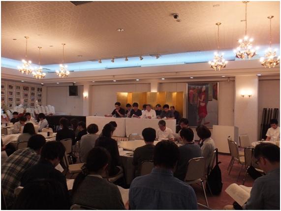 いわき支部総会・新人歓迎交流会開催