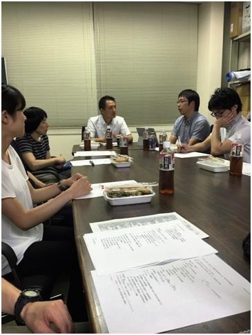 第2回県中支部役員会開催