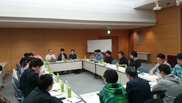 平成29年度 第1回 県北支部役員会開催!写真