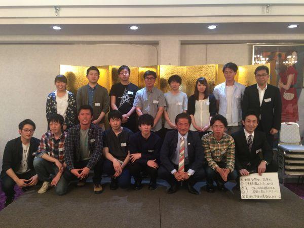 平成28年度いわき支部総会・平成29年度新人歓迎会開催写真