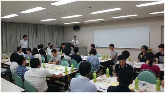 平成29年度 県北支部.施設代表者会議開催