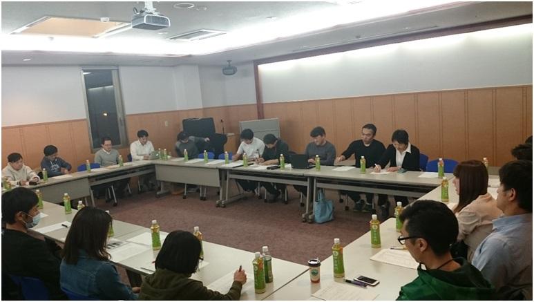 平成30年度 第1回 県北支部役員会開催!