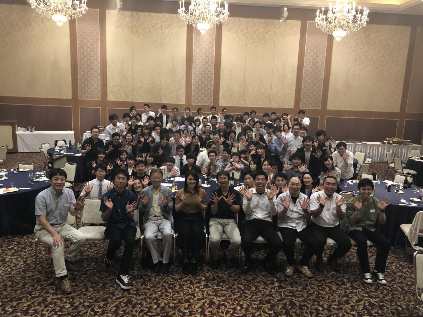 平成30年度県北支部 若手PT「育プロ」&新入会員歓迎会開催!!