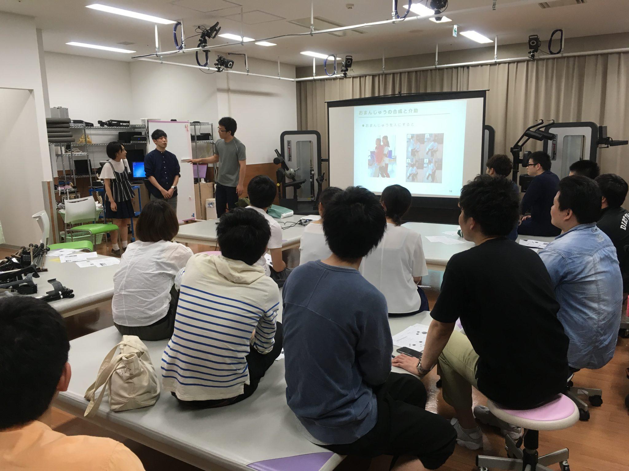 会津支部新人歓迎会・活性化勉強会開催写真